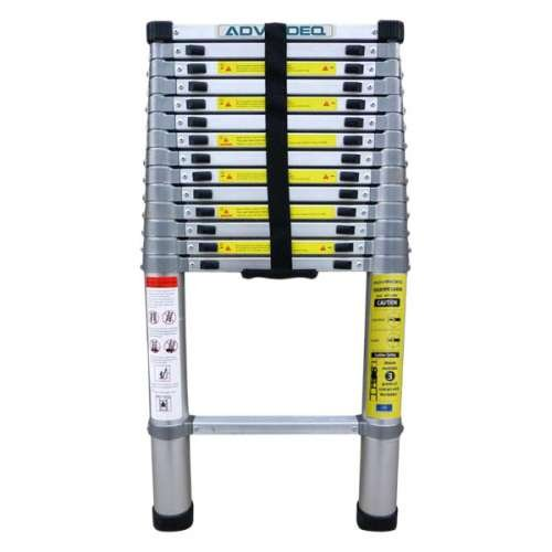 Advindeq Aluminum Telescoping Ladder ADT214F
