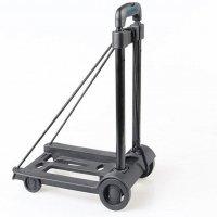 Advindeq Basket Folding Shopping Cart HT-MINI01