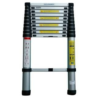 Advindeq Aluminum Telescoping Ladder ADT210B