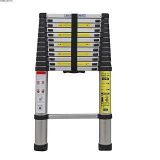 Advindeq Aluminum Telescoping Ladder ADT212B