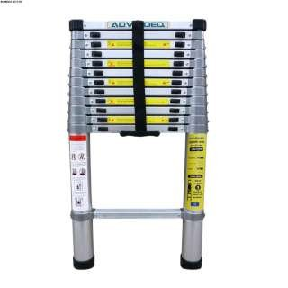Advindeq Aluminum Telescoping Ladder ADT212F