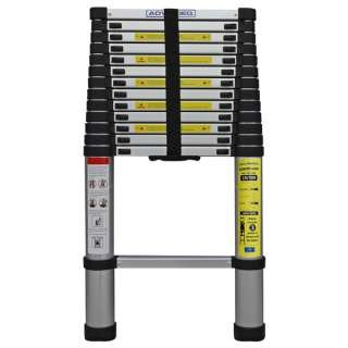 Advindeq Aluminum Telescoping Ladder ADT214B