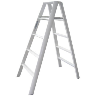 Advindeq A-type Step Ladder - AV305, 10 steps (White)