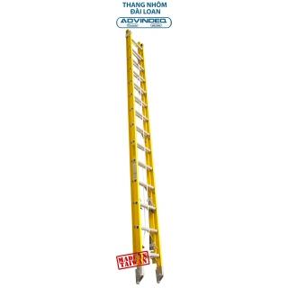 Advindeq Telescopic Fiberglass Insulation Ladder FX-28